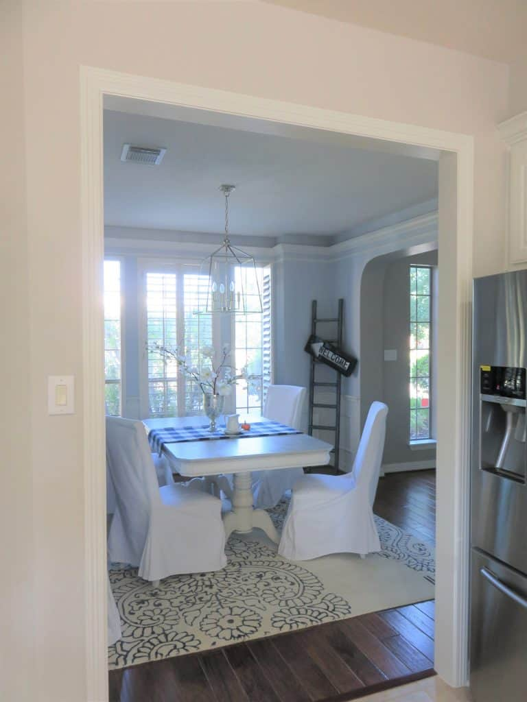 Opening Up Kitchen Wall to Dining Room