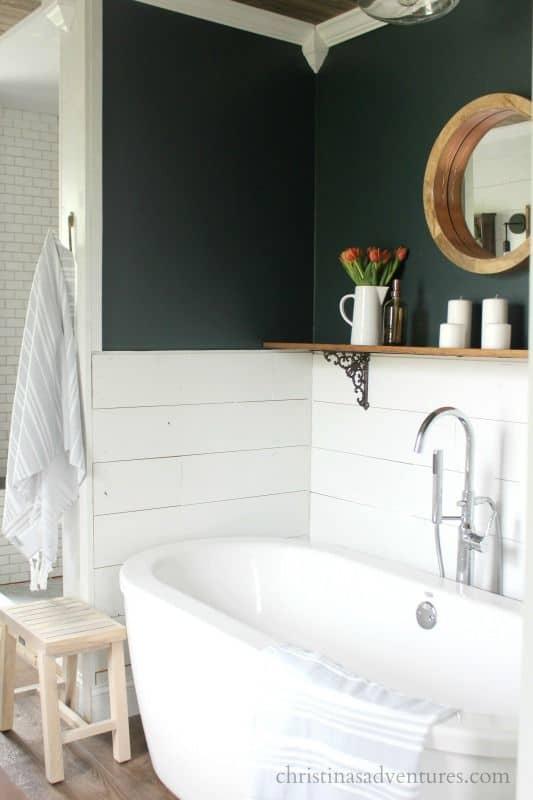 Master Bathroom Decor Farmhouse Joanna Gaines