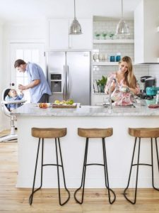 best modern farmhouse bar stools