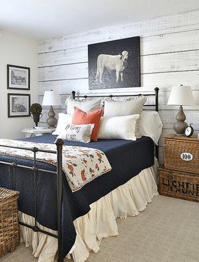 Modern Farmhouse Staple Antique Black Bed Part 1