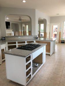 Opening Up Kitchen Wall To Living Room Thetarnishedjewelblog