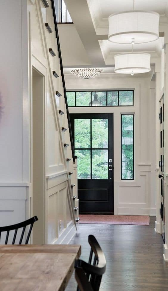 22 Stunning Black Front Door Inspirations