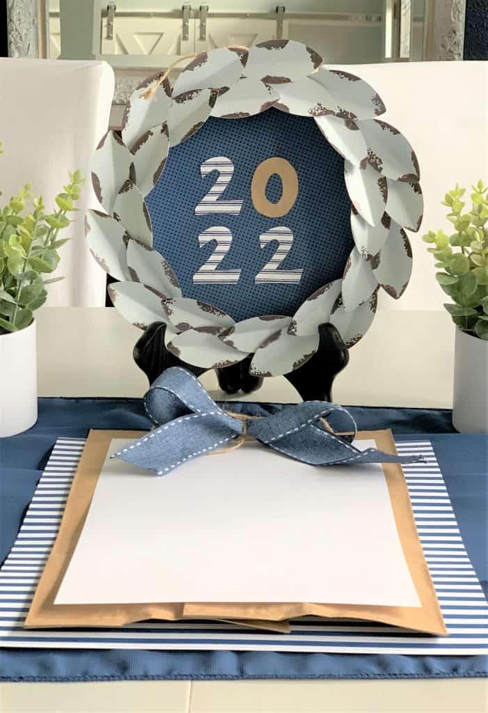 diy wreath signs