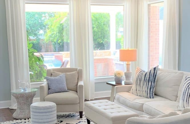 how to hang curtains: IKEA tips & tricks