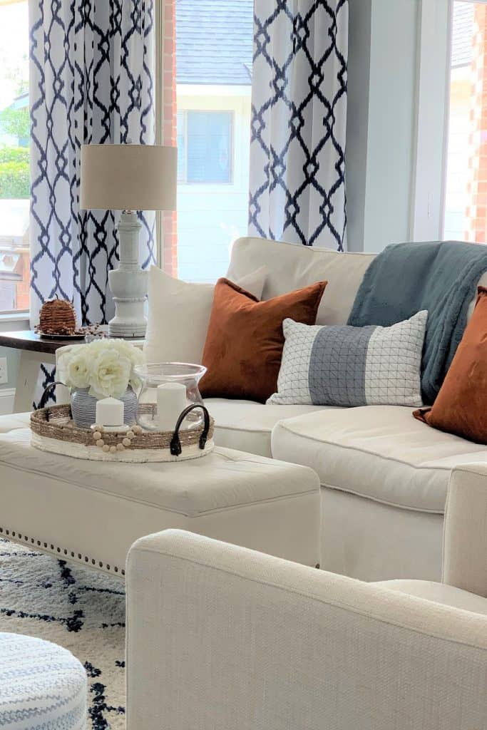 6 simple decorating ideas: fall home tour 2020