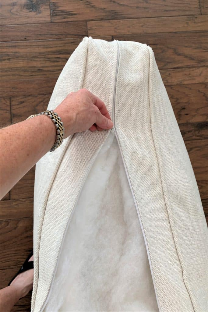 how to stuff saggy couch cushions: under $50