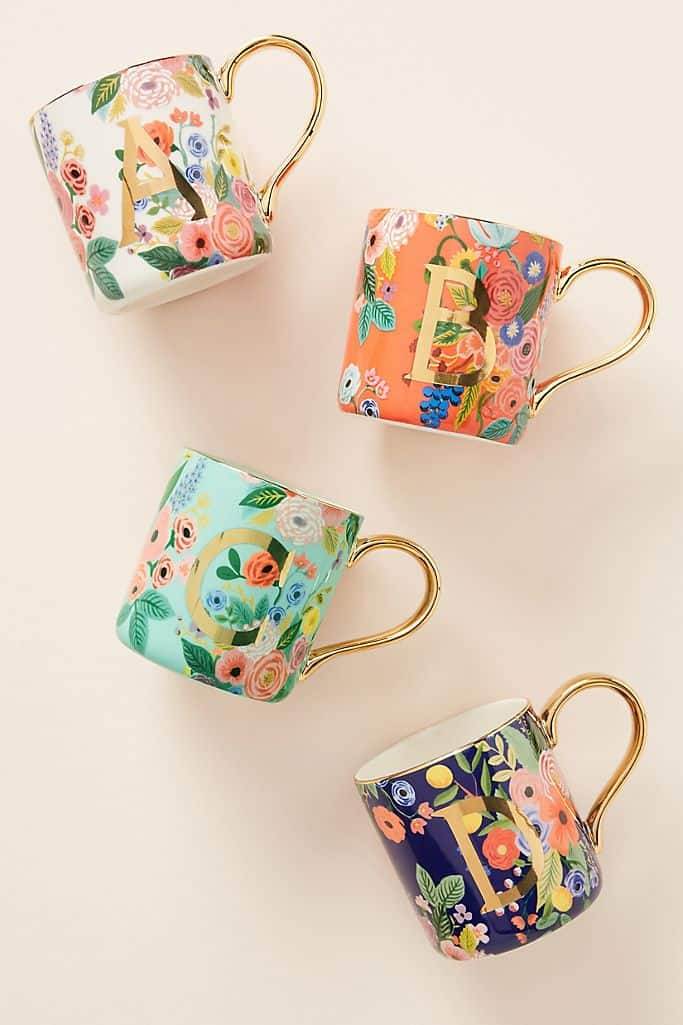 20 Best Holiday Gift Ideas from Anthropologie