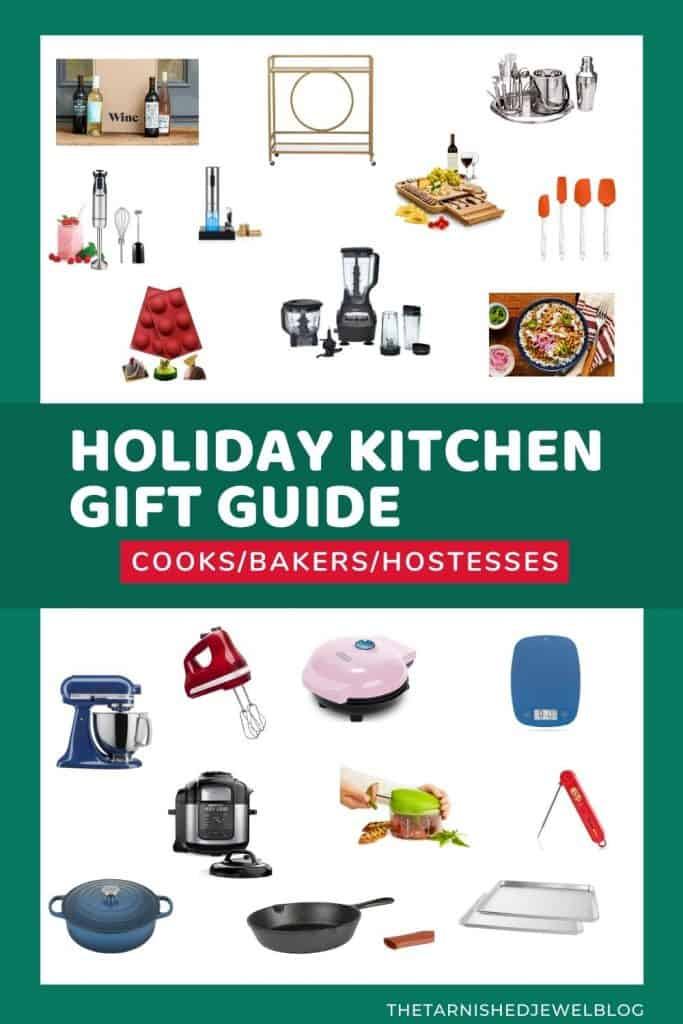 holiday kitchen gif guide