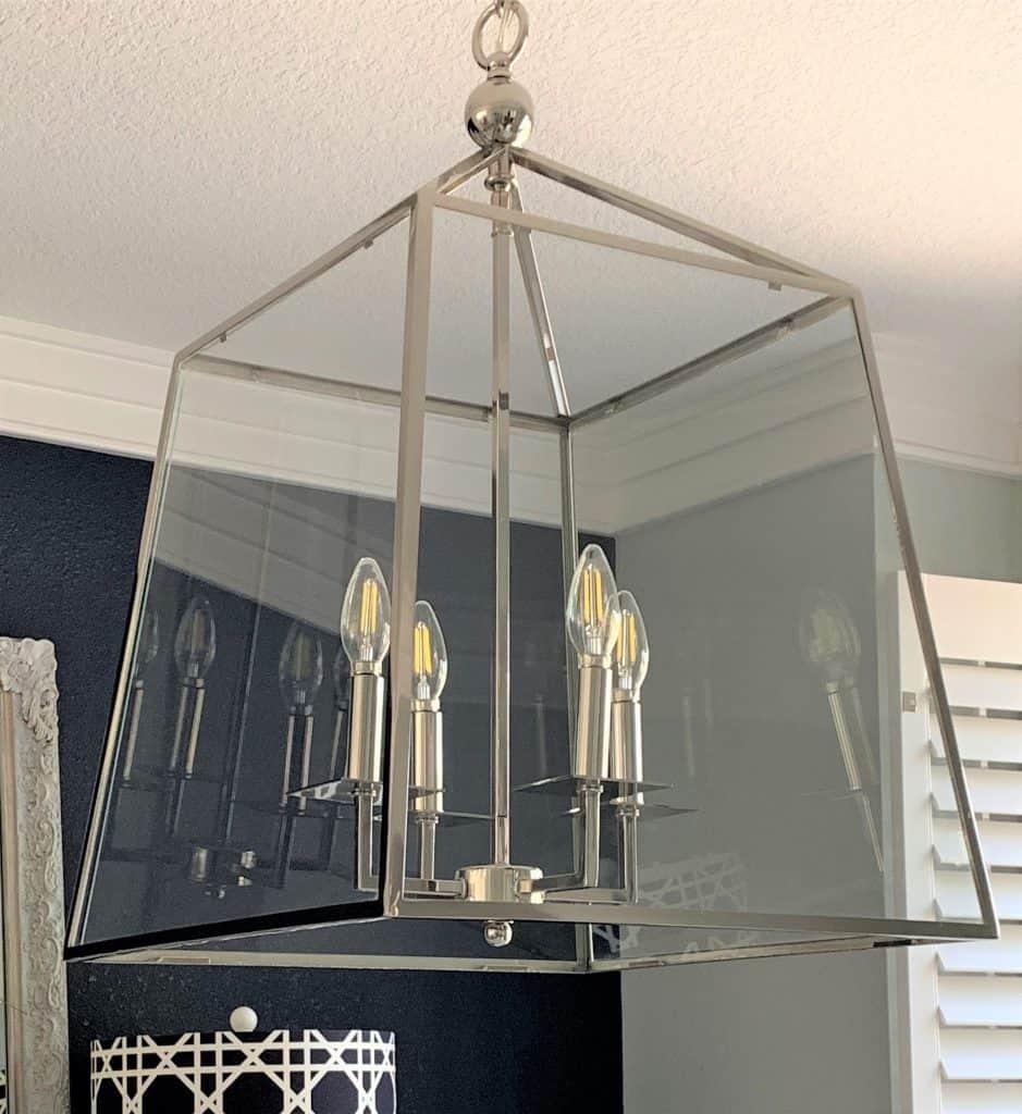Best Way To Clean Glass Chandeliers & Light Pendants