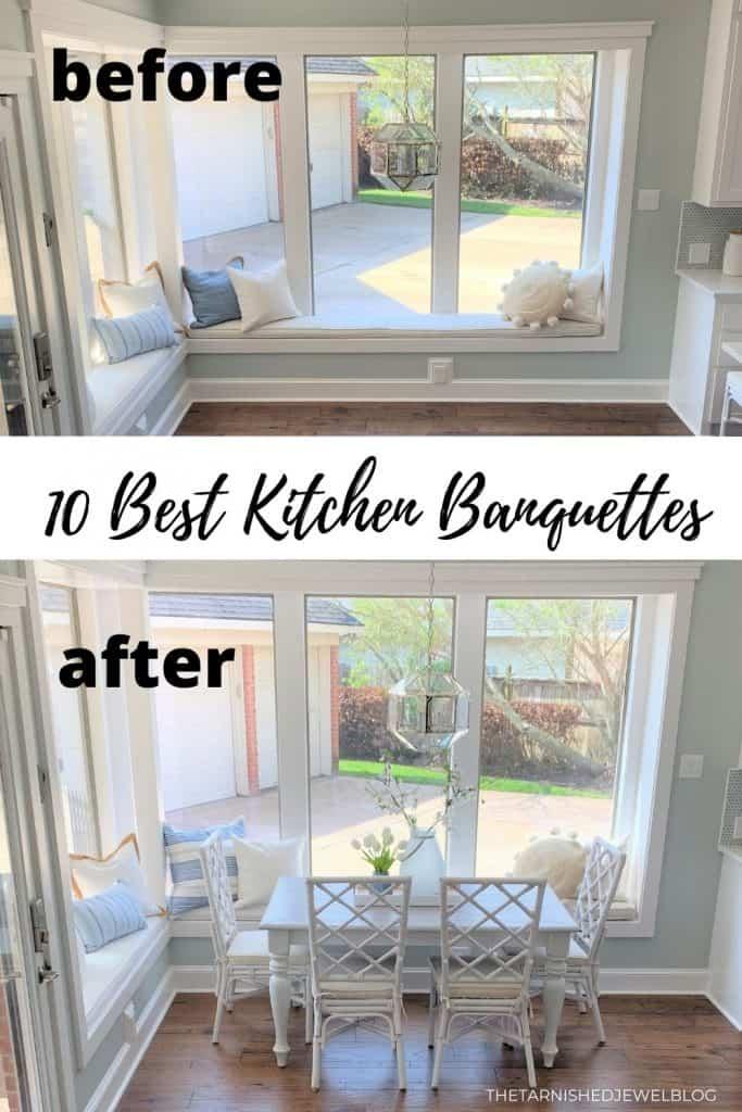10 Best Kitchen Banquettes