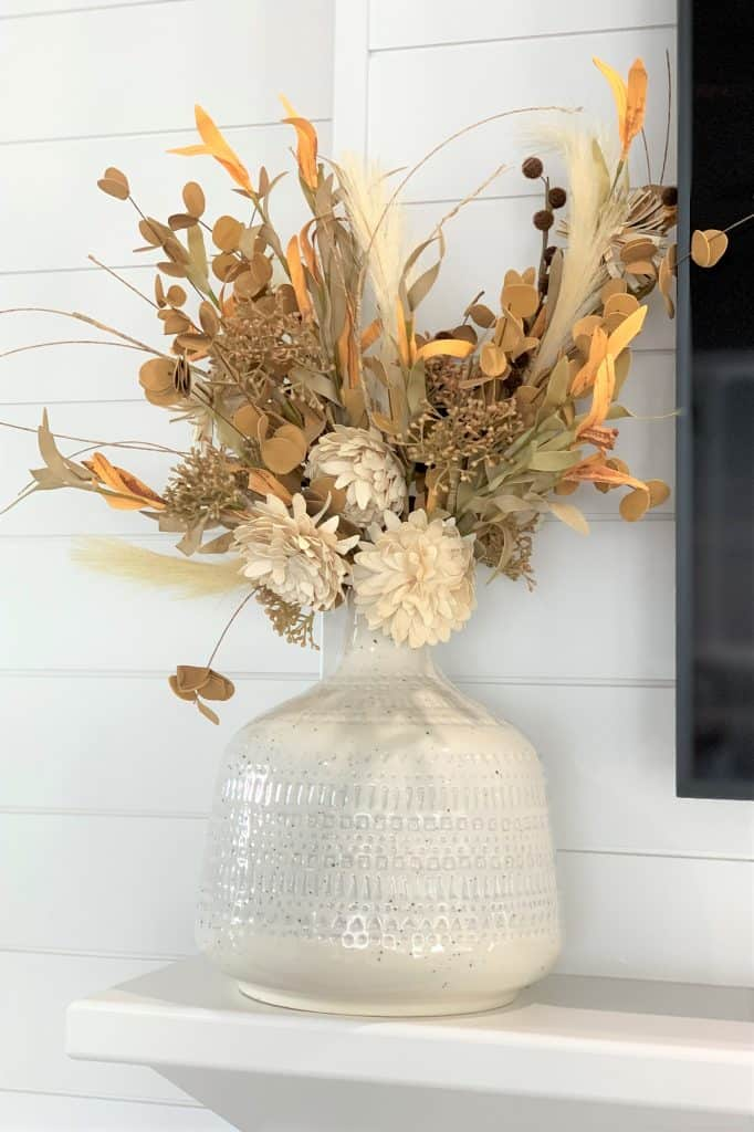 Fall Home Tour 2021: Fall Flower Tips